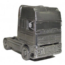 Daf 95 XF truck patinated glossy pewter