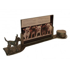 Chihuahua commemorative photo frame