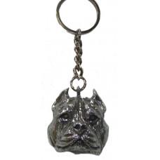 American bully keychain