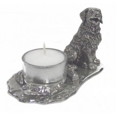 Berner sennen candle holder