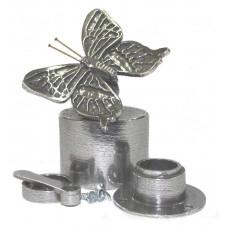 Vlinder op Urn
